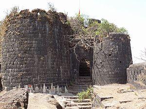 पुरंदर का किला Purandar Fort