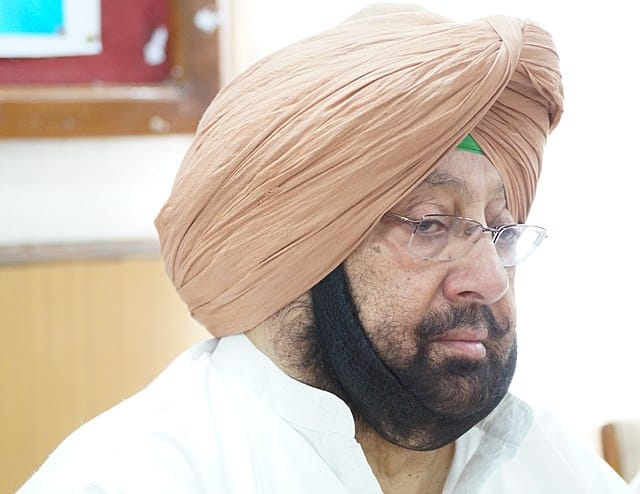 अमरिन्दर सिंह Amarinder Singh