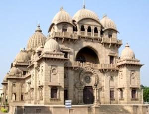 बेलुड़ मठ Belur Math, Ramakrishna temple
