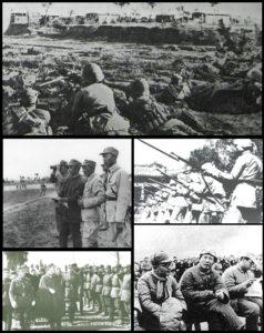 चीनी गृहयुद्ध Chinese Civil War
