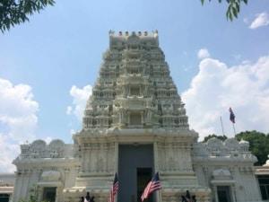 डेलावेयर हिंदू मंदिर Hindu Temple of Delaware