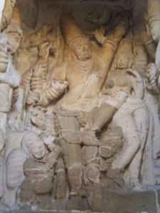 कैलाशनाथ मंदिर, कांचीपुरम Kailasanathar Temple (Karuppadithattadai)