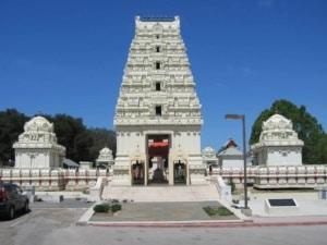 मालिबू हिंदू मंदिर Malibu Hindu Temple