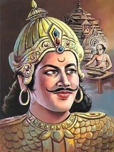 मयूरशर्मा (शासक) Mayurasharma (King)