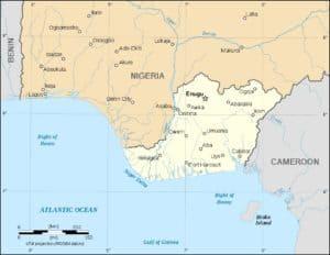 नाइजीरियन गृहयुद्ध Nigerian Civil War