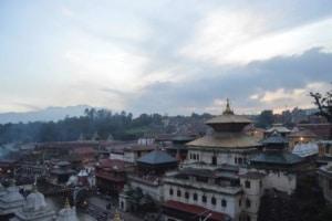 पशुपतिनाथ मन्दिर (नेपाल) Pashupatinath Temple (Kathmandu)