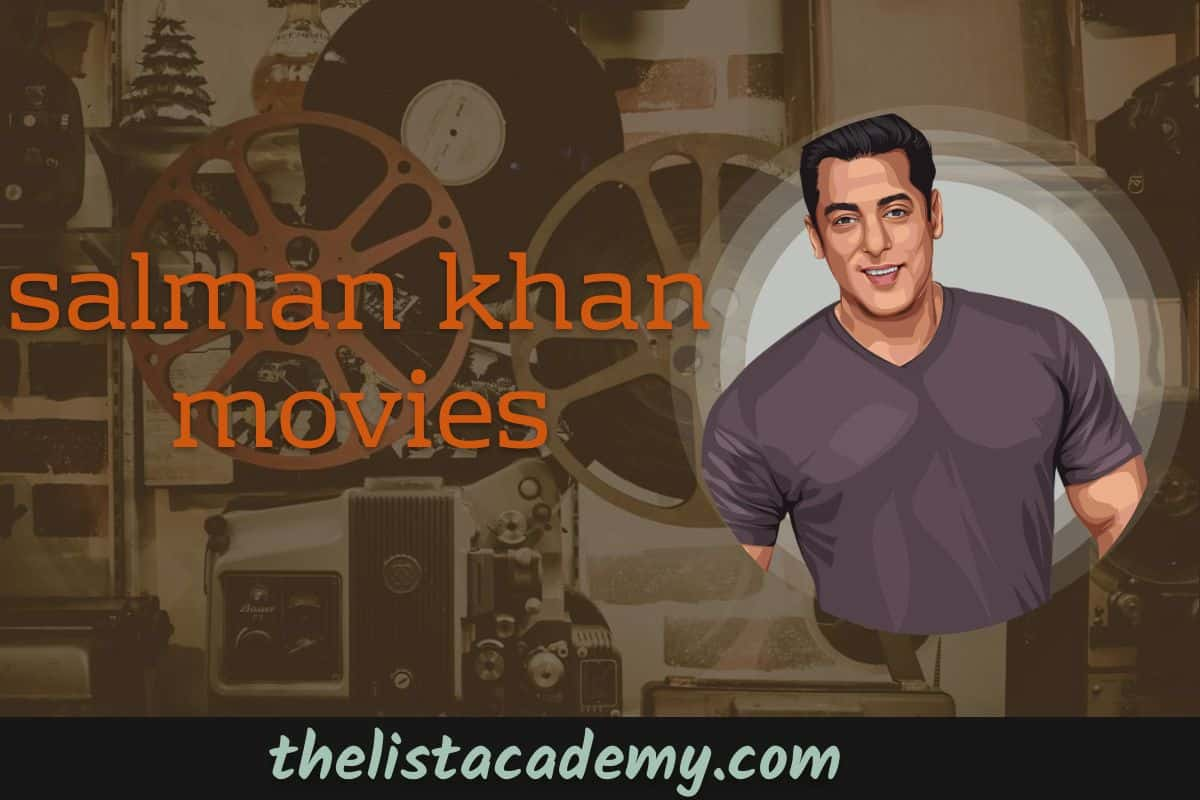 Cover Image For List : Salman Khan's Movies