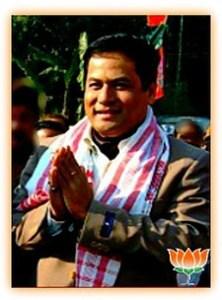 सर्बानन्द सोणोवाल Sarbananda Sonowal