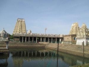 एकाम्बरनाथ मन्दिर Shri Ekambareswarar Temple (Kanchipuram)