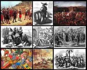 पेरू की विजय Spanish conquest of the Inca Empire