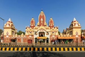 लक्ष्मी नारायण मंदिर, दिल्ली Sri Laxmi Narayan Mandir (Birla Mandir)
