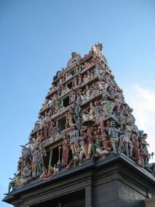श्री मरिअम्मन मंदिर, सिंगापुर Sri Mariamman Temple (Singapore)