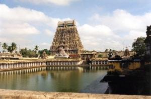 चिदंबरम मंदिर Thillai Nataraja Temple, Chidambaram