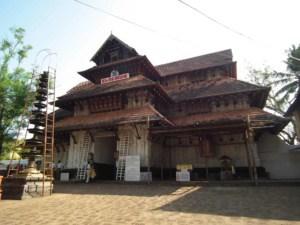 वडकुनाथन मन्दिर Thrissur Vadakkunnathan Temple