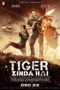 टाइगर  ज़िंदा  है Tiger Zinda hai