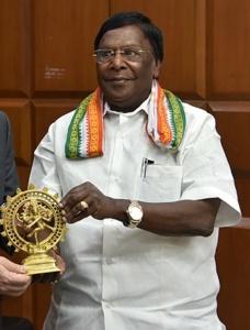 वी॰ नारायणसामी V. Narayanasamy