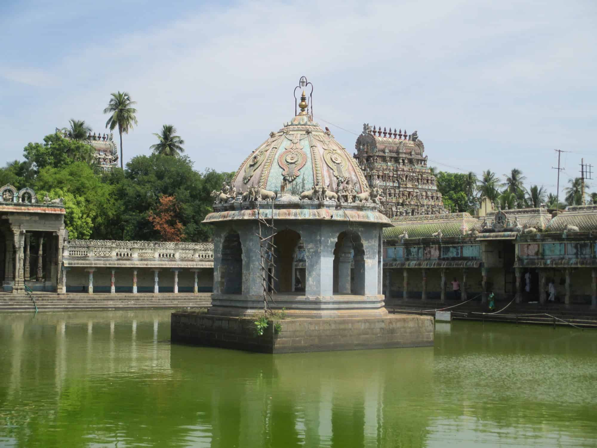 वैथीस्वरन कोईल Vaitheeswaran Koil