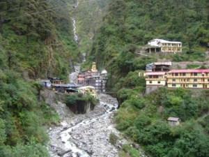 यमुनोत्री Yamunotri Temple (Janki Chatti)