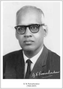 जी.एन. रामचंद्रन G. N. Ramachandran