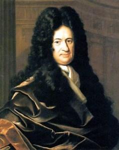 गाटफ्रीड विलहेल्म लाइबनिज Gottfried Wilhelm Leibniz