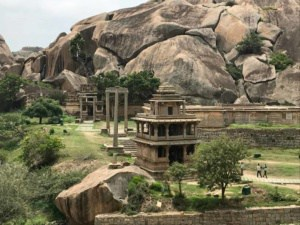 चित्रदुर्ग किला Chitradurga Fort