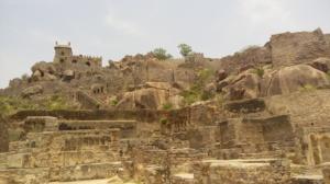 गोलकुंडा किला Golconda Fort