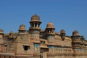 ग्वालियर का क़िला Gwalior Fort