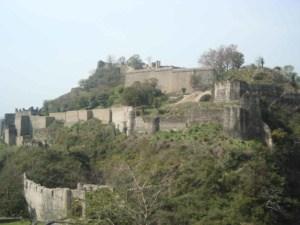 कांगड़ा दुर्ग Kangra Fort