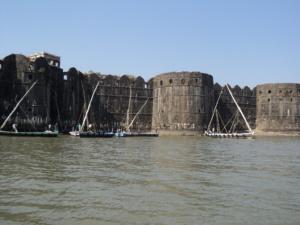 मुरुड जंजीरा किला Murud Janjira Fort