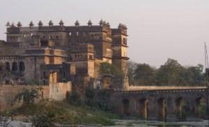 ओरछा का किला Orchha Fort