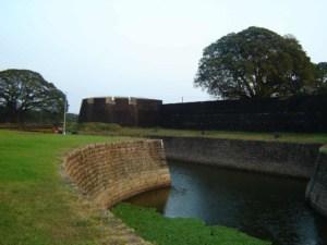 पालक्कड़ दुर्ग Palakkad Fort