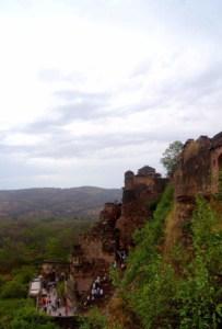 रणथम्भोर दुर्ग Ranthambore Fort