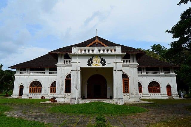 सकथन थम्पुरण पैलेस Sakthan Thampuran Palace