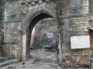 उपरकोट फोर्ट Uparkot Fort