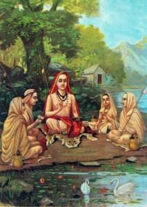 आदि शंकराचार्य Adi Shankara
