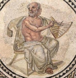 अनेग्जीमेण्डर Anaximander