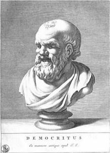 डेमी क्रिट्स Democritus
