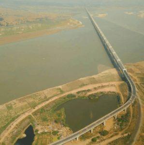 दीघा-सोनपुर रेल-सह-सड़क पुल Digha–Sonpur Bridge