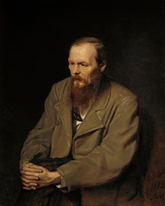 फ़्योदोर दोस्तोयेव्स्की Fyodor Dostoevsky