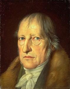 जार्ज विल्हेम फ्रेड्रिक हेगेल Georg Wilhelm Friedrich Hegel