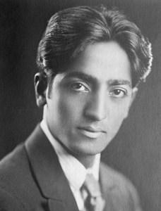 जिद्दू कृष्णमूर्ति Jiddu Krishnamurti