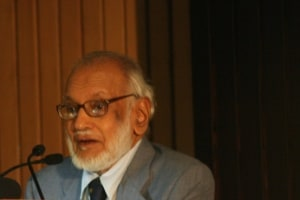 एम गोविंद कुमार मेनन M. G. K. Menon