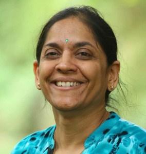 मनीषा एस. इनामदार Maneesha S. Inamdar