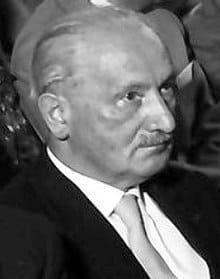मार्टिन हाइडेगर Martin Heidegger