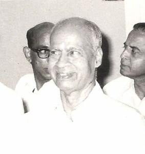 पिशरोथ राम पिशरोती P. R. Pisharoty