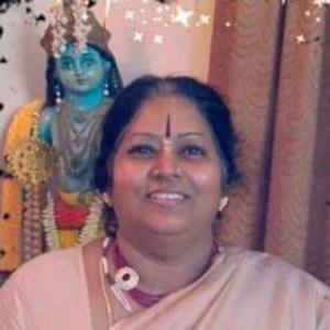 राधा बालकृष्णन Radha Balakrishnan
