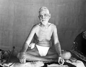 रमण महर्षि Ramana Maharshi