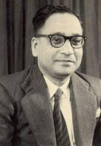 शंभू नाथ डे Sambhu Nath De