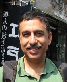 सुनील मुखी Sunil Mukhi