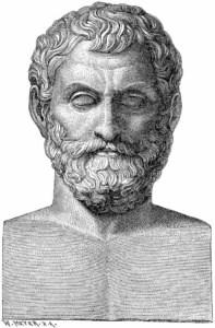 थेल्स Thales of Miletus